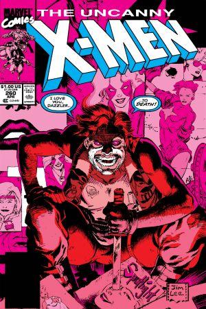 Uncanny X-Men #260