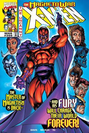 Uncanny X-Men #366