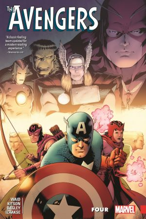 Avengers: Four (Trade Paperback)