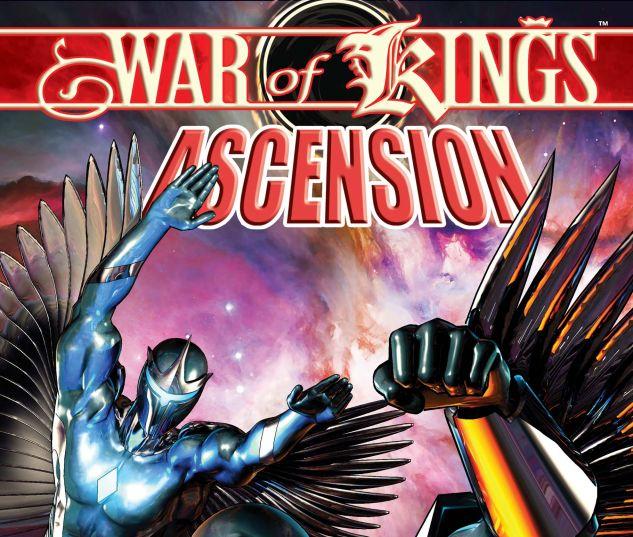 WAR OF KINGS: ASCENSION (2009) #2