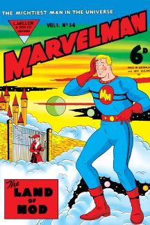 Marvelman (1954) #34