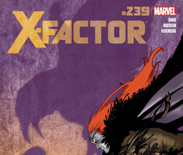 X-FACTOR (2005) #239