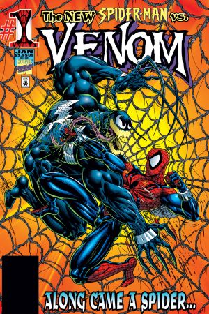 Venom: Along Came a Spider (1996) #1