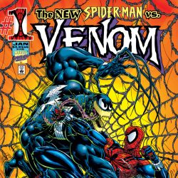 Venom: Along Came a Spider