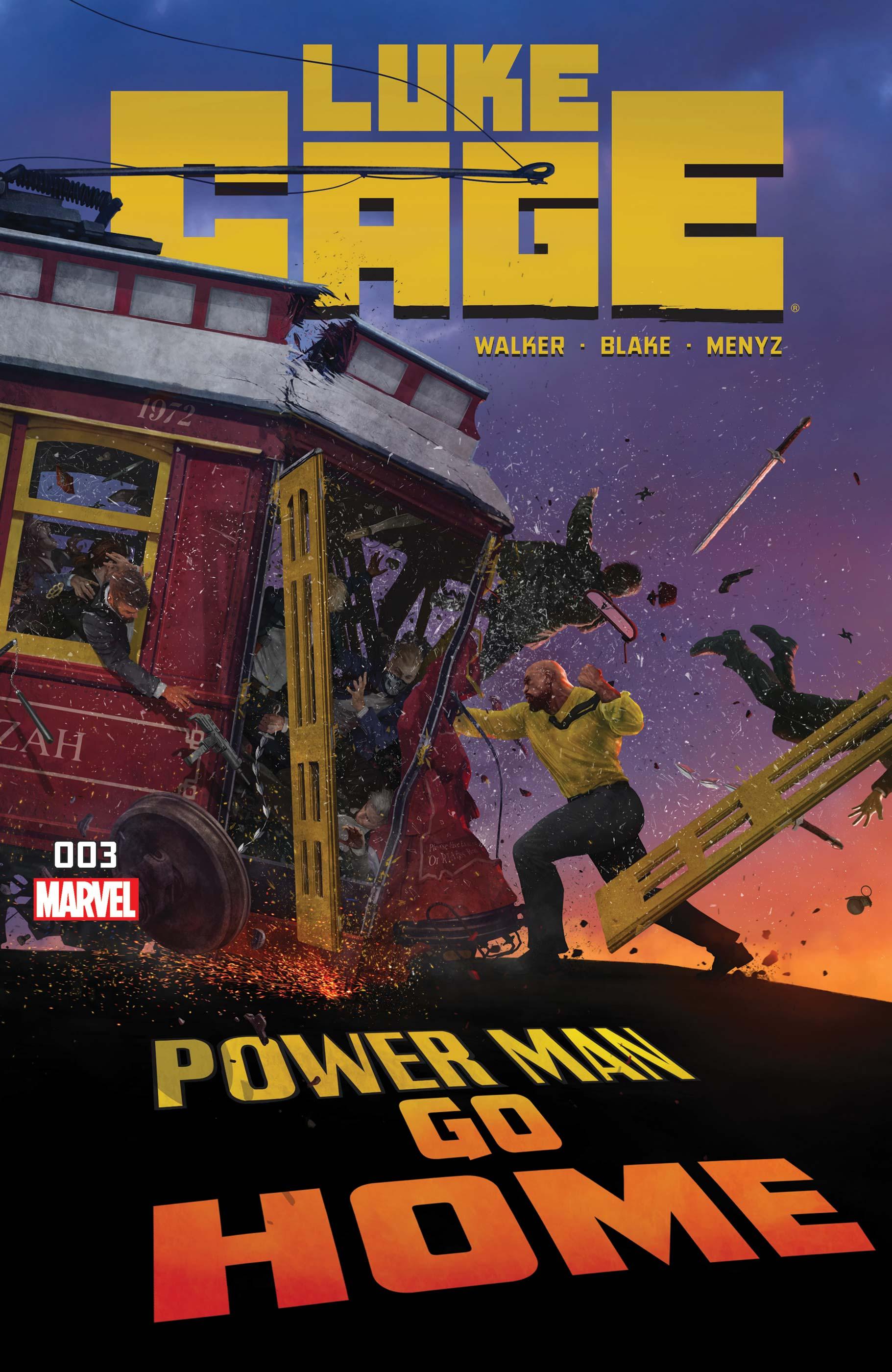 Luke Cage (2017) #3