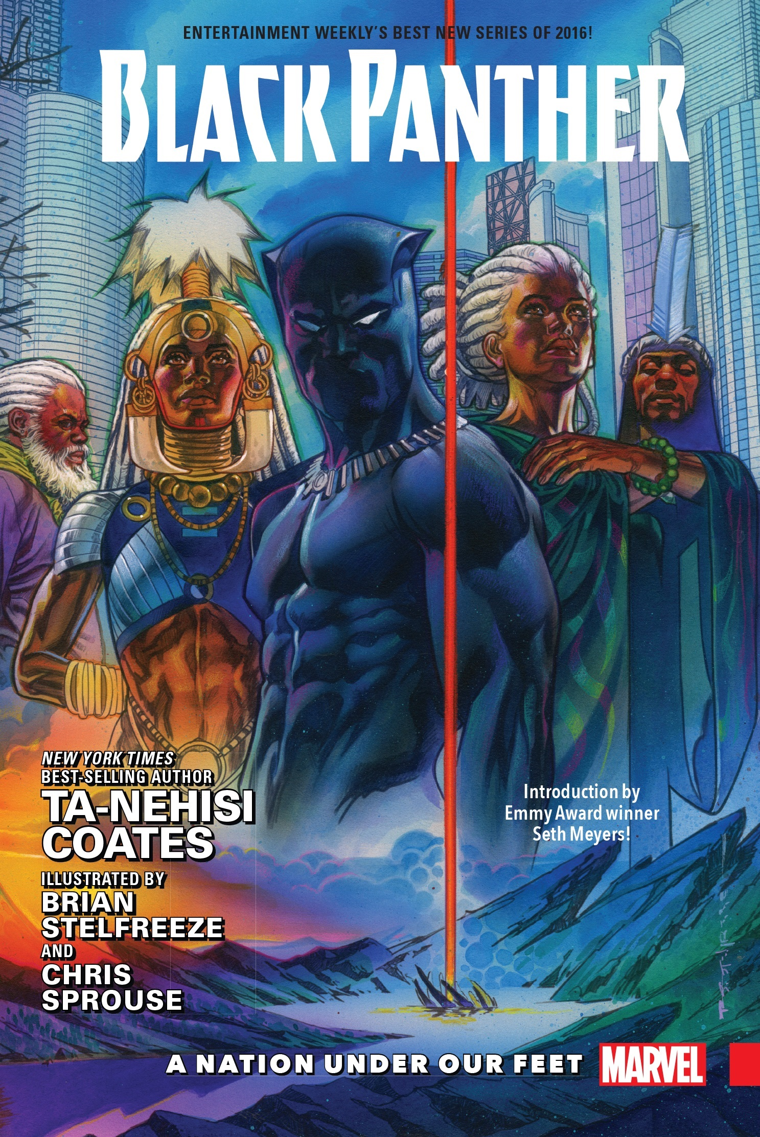 BLACK PANTHER VOL. 1: A NATION UNDER OUR FEET HC (Hardcover)