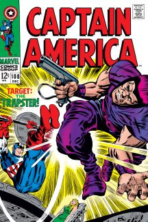 Captain America #108