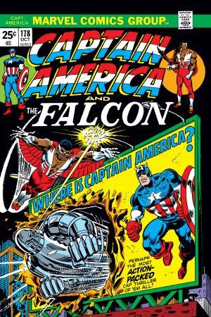 Captain America (1968) #178