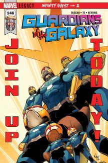 Guardians of the Galaxy #146