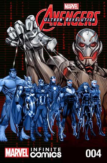 Marvel Universe Avengers: Ultron Revolution (2017) #4