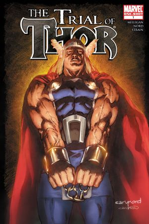Thor: The Trial of Thor (2009) #1