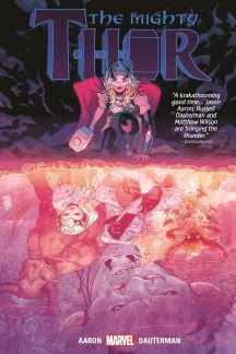 Thor by Jason Aaron & Russell Dauterman Vol. 2 (Hardcover)