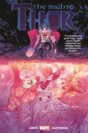 THOR BY JASON AARON & RUSSELL DAUTERMAN VOL. 2 HC (Hardcover)