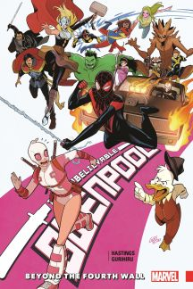 Gwenpool, the Unbelievable Vol. 4: Beyond the Fourth Wall (Trade Paperback)