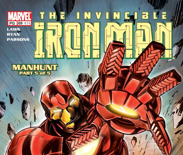 Iron Man (1998) #69