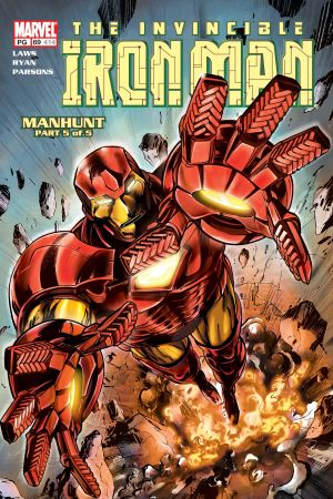 Iron Man #69