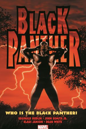 Barnes & Noble Black Panther: Who Is the Black Panther? (Trade Paperback)