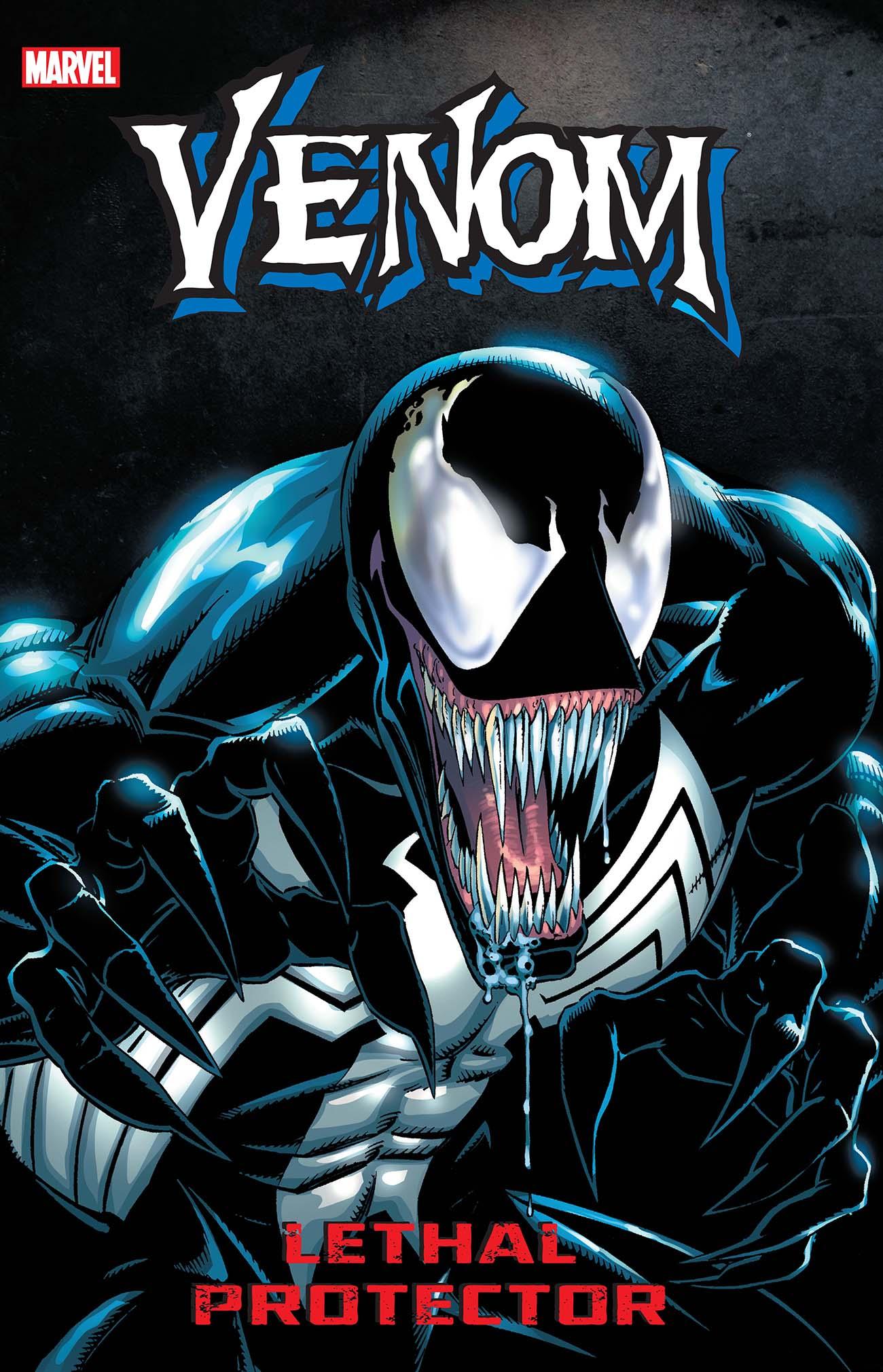 Venom: Lethal Protector (Trade Paperback)