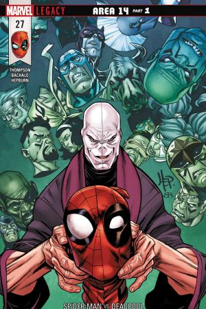 Spider-Man/Deadpool (2016) #27