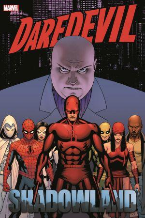 Daredevil: Shadowland Omnibus (John Cassaday Cover) (Hardcover)
