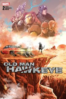 Old Man Hawkeye (2018) #2