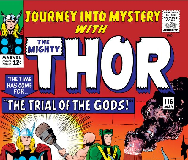 Journey Into Mystery (1952) #116