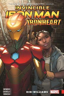 Invincible Iron Man: Ironheart Vol. 1 - Riri Williams (Trade Paperback)