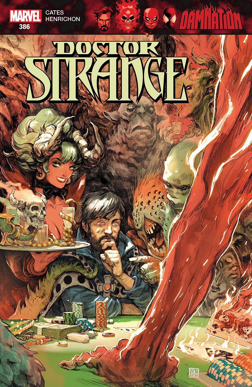 Doctor Strange (2015) #386