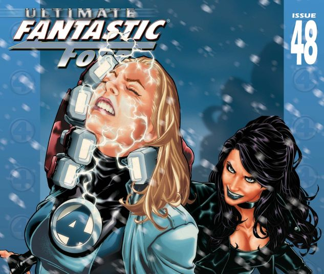 ULTIMATE FANTASTIC FOUR (2003) #48