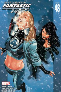 Ultimate Fantastic Four (2003) #48