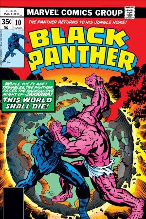 Black Panther (1977) #10