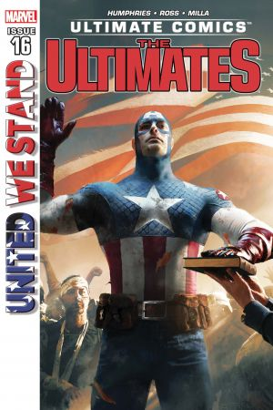 Ultimate Comics Ultimates  (2011) #16