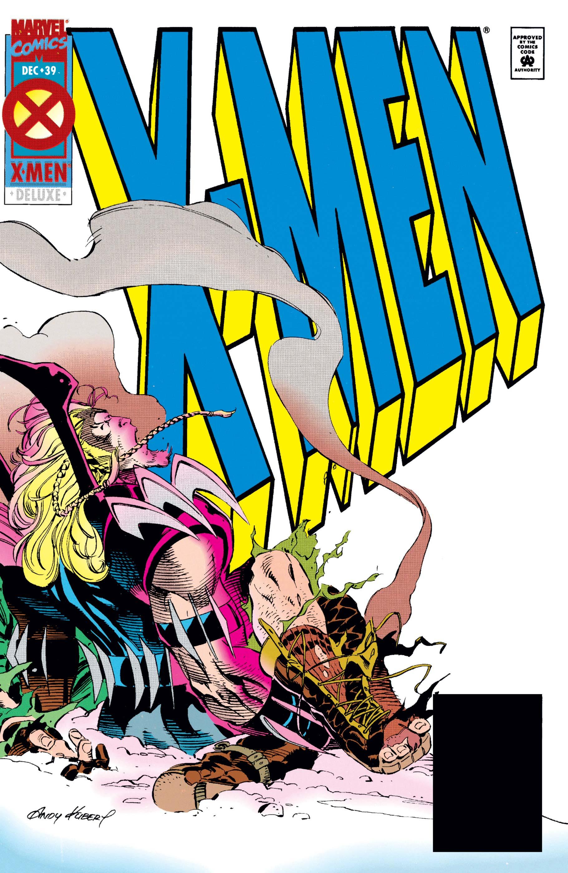 X-Men (1991) #39