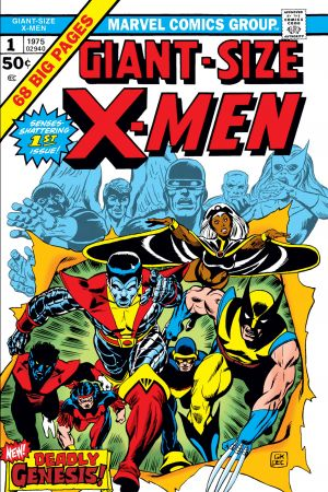 Giant-Size X-Men (1975) #1