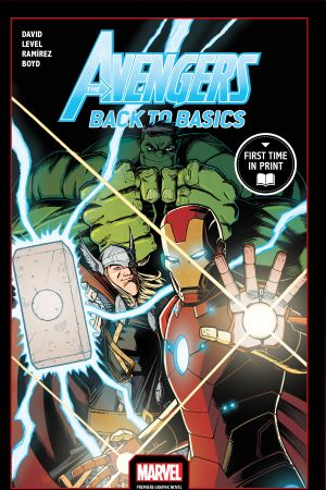 Avengers: Back to Basics (Trade Paperback)