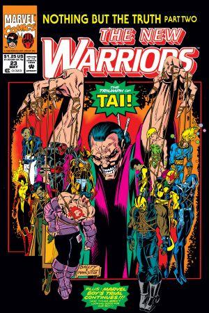 New Warriors (1990) #23