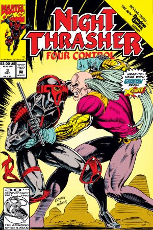 Night Thrasher: Four Control #3