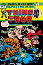 Marvel Two-in-One (1974) #9 cover