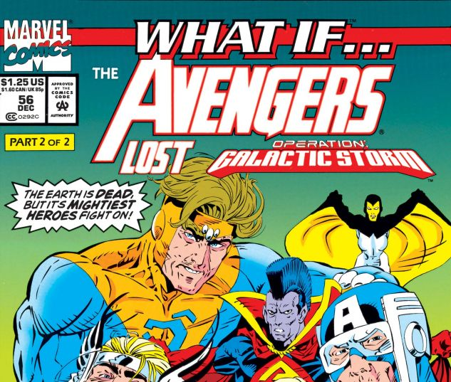 WHAT IF? (1989) #56