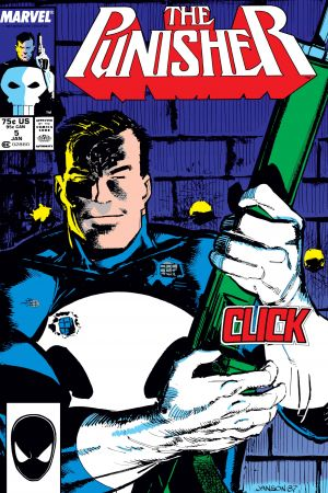 The Punisher (1987) #5