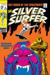 SILVER SURFER (1968) #6