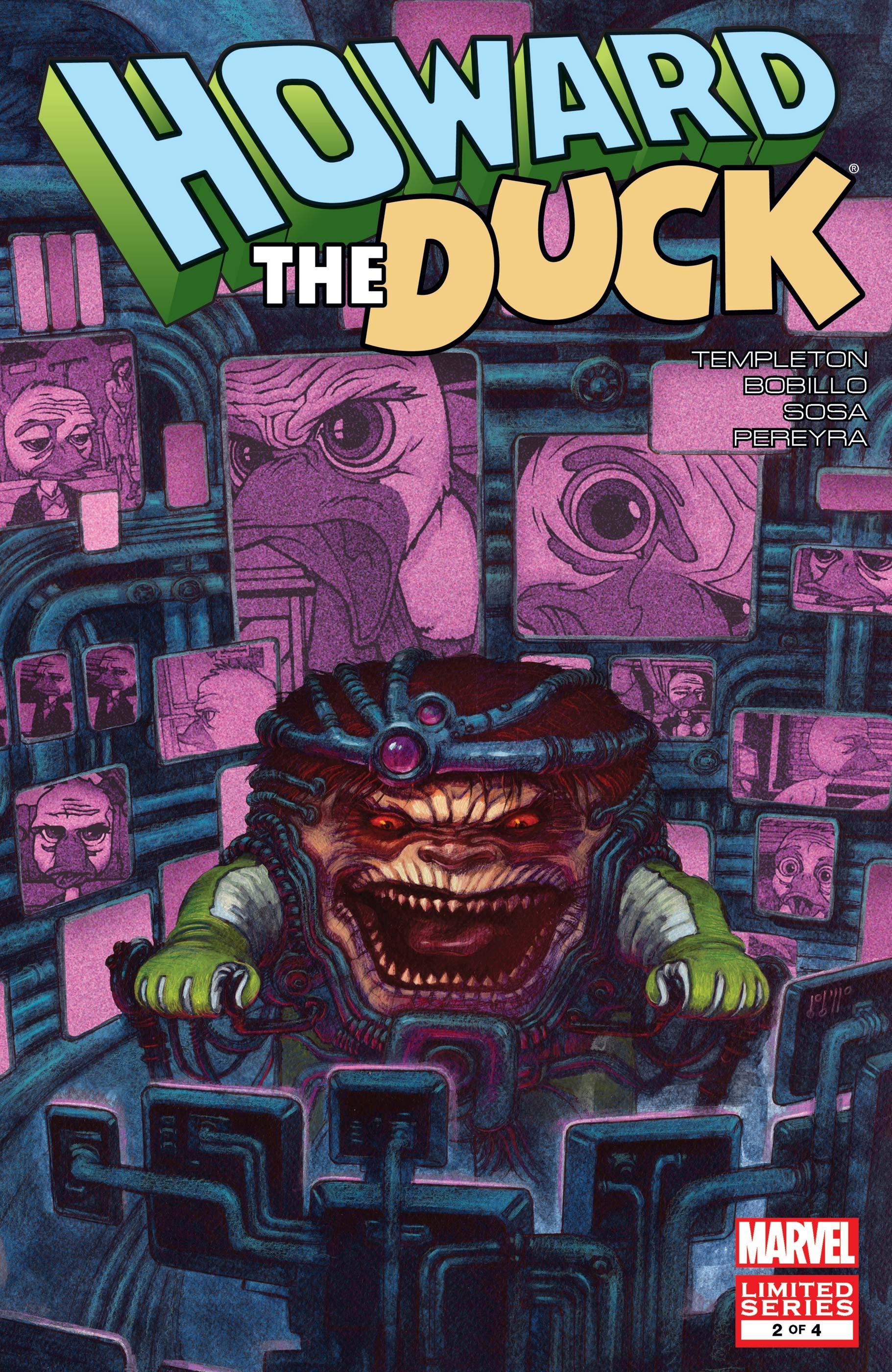 Howard the Duck (2007) #2