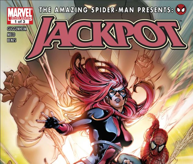 AMAZING SPIDER-MAN PRESENTS: JACKPOT (2009) #1