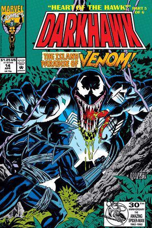 Darkhawk (1991) #14