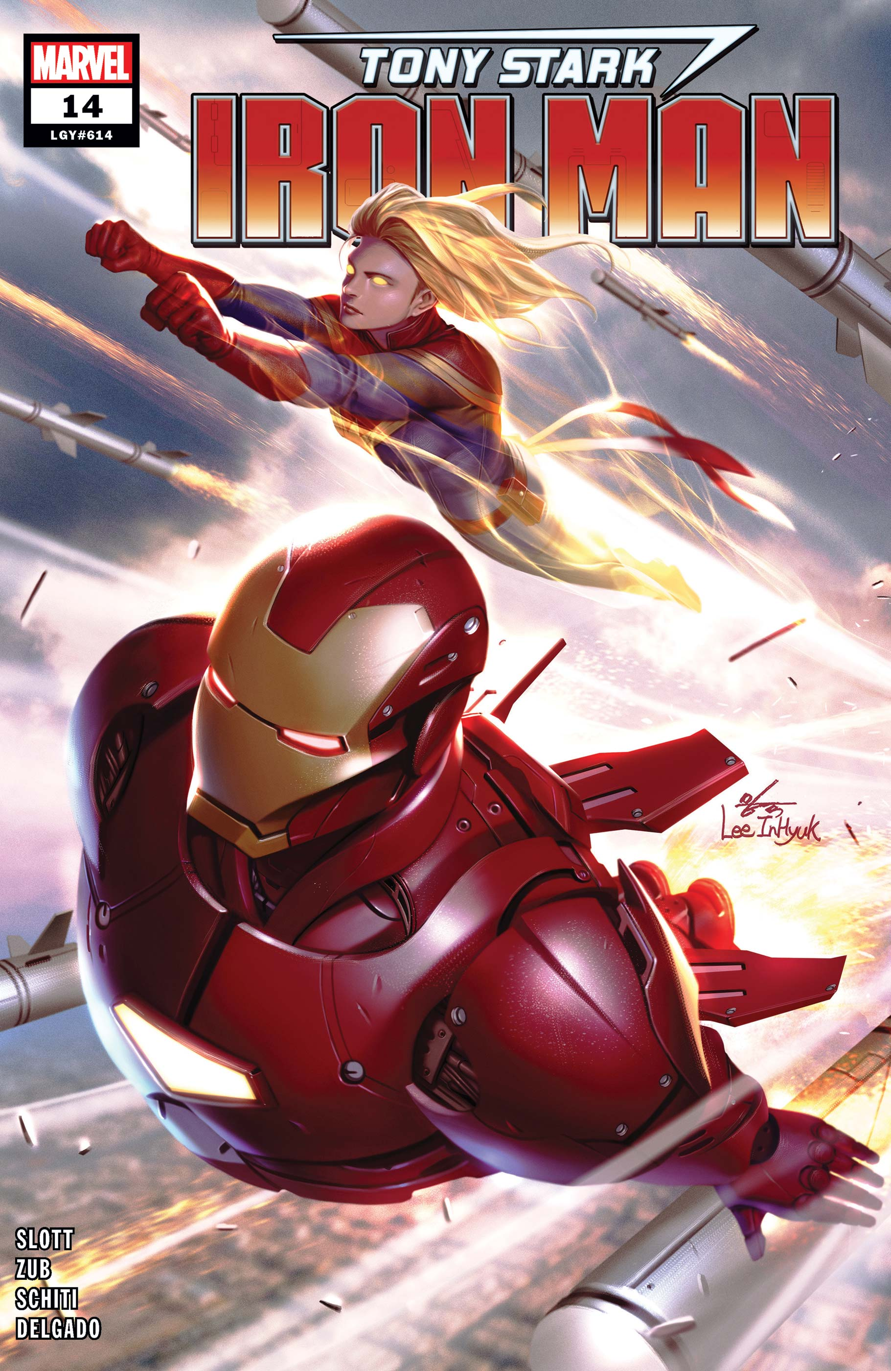 Tony Stark: Iron Man (2018) #14