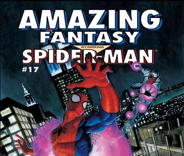 Amazing Fantasy #17