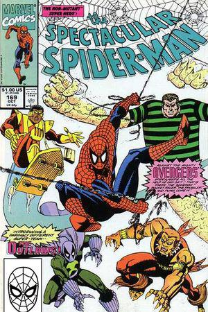 Peter Parker, the Spectacular Spider-Man (1976) #169