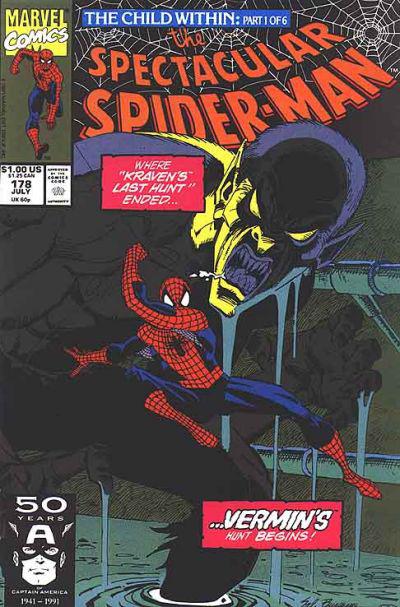 Peter Parker, the Spectacular Spider-Man (1976) #178