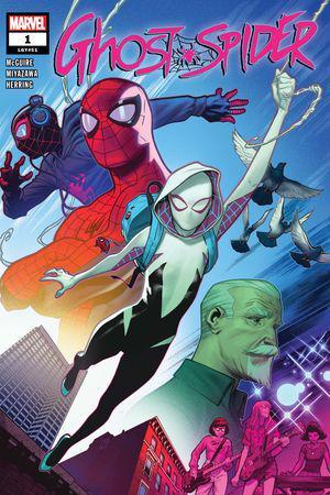 Ghost-Spider (2019) #1