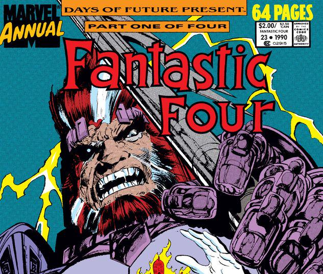 Fantastic Four Annual #23